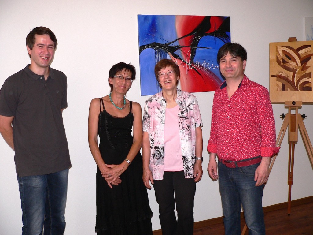 Vernissage Christanger Seniorenheim